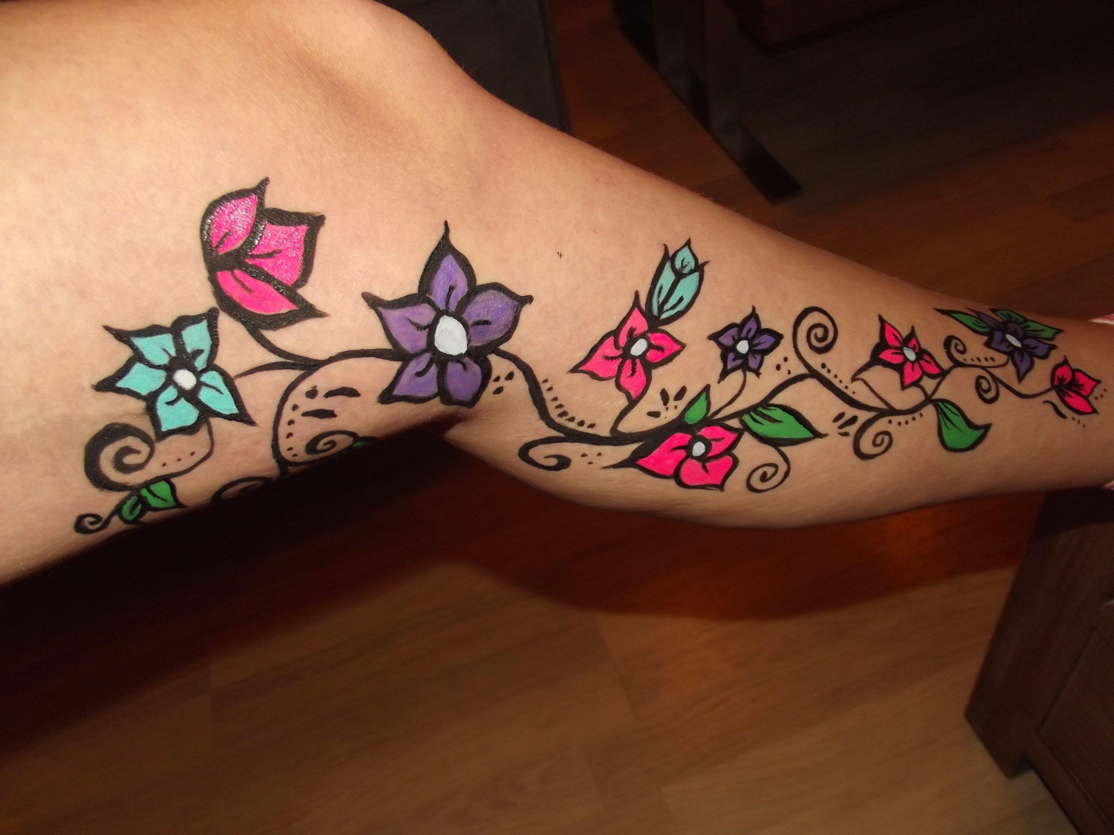 schmink tattoo