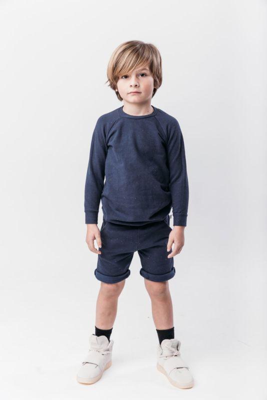 Pocket Shorts Reza Blue Sprinkles