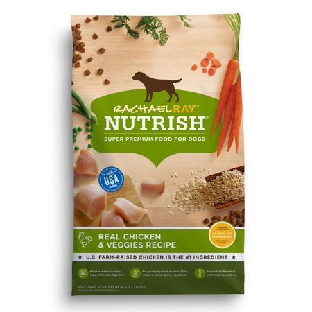 Rachael Ray Nutrish Natural Dry Dog Food Real Chicken Veggies