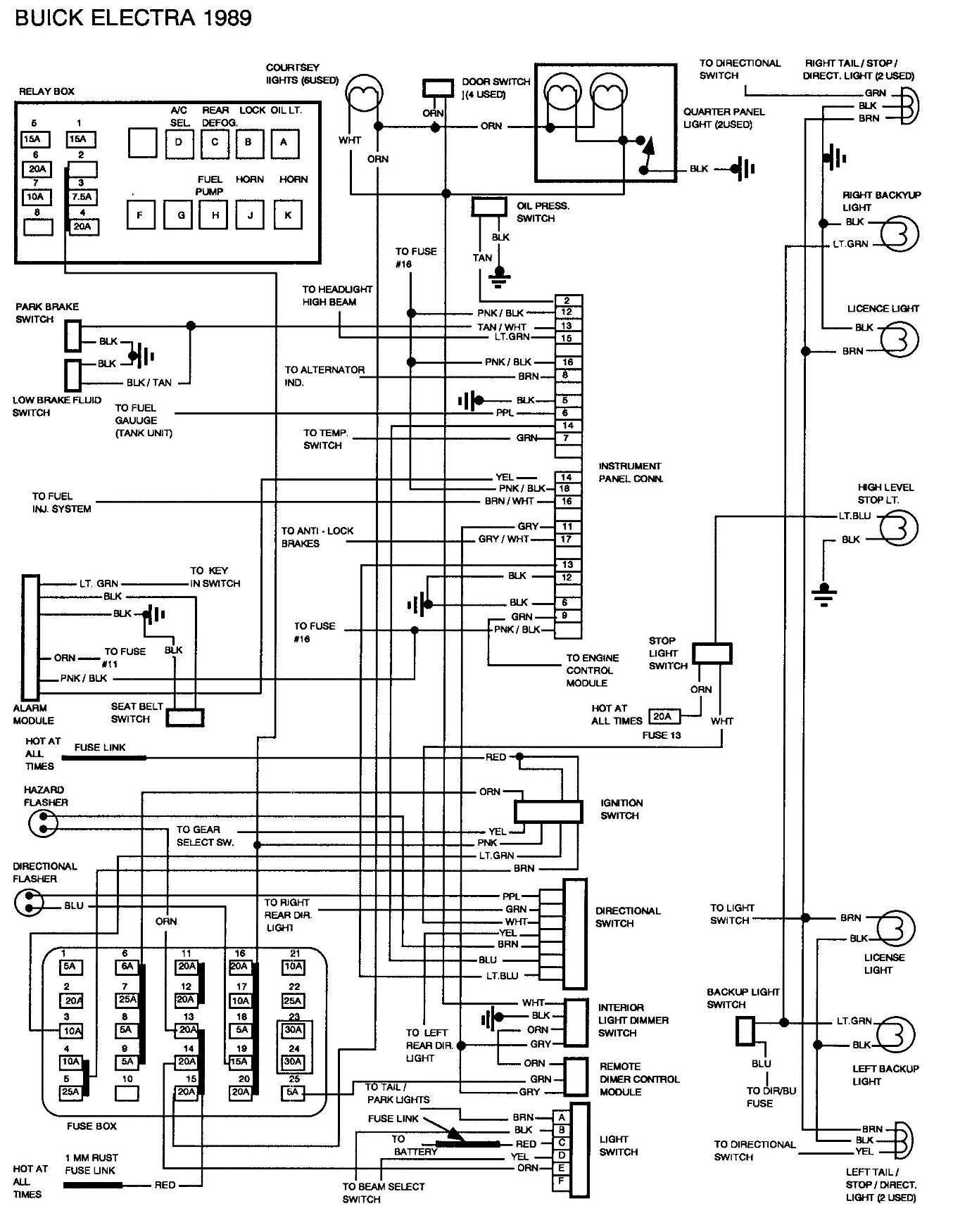 Dodge Dakota Headlight Switch Wiring Diagram