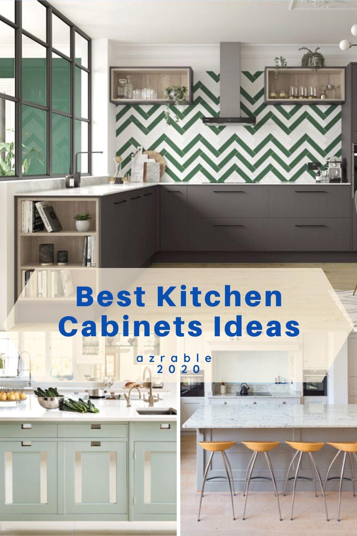 Easy Diy Kitchen Cabinets Ideas In 2020 Small Kitchen Organization Apartment Modern Kitchen Design Kitchen Inspiration Design