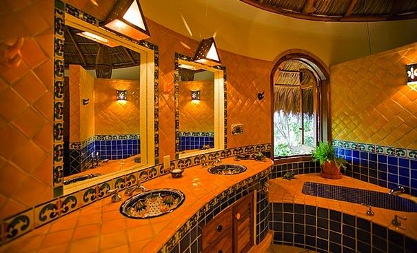 Decorating with Mexican Talavera Tile | | bathroom | Tiles ...