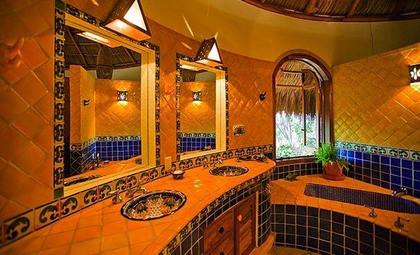 Decorating with Mexican Talavera Tile | | bathroom | Tiles ...