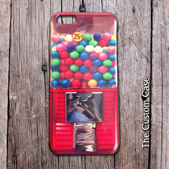 Bubble Gum Machine iphone case
