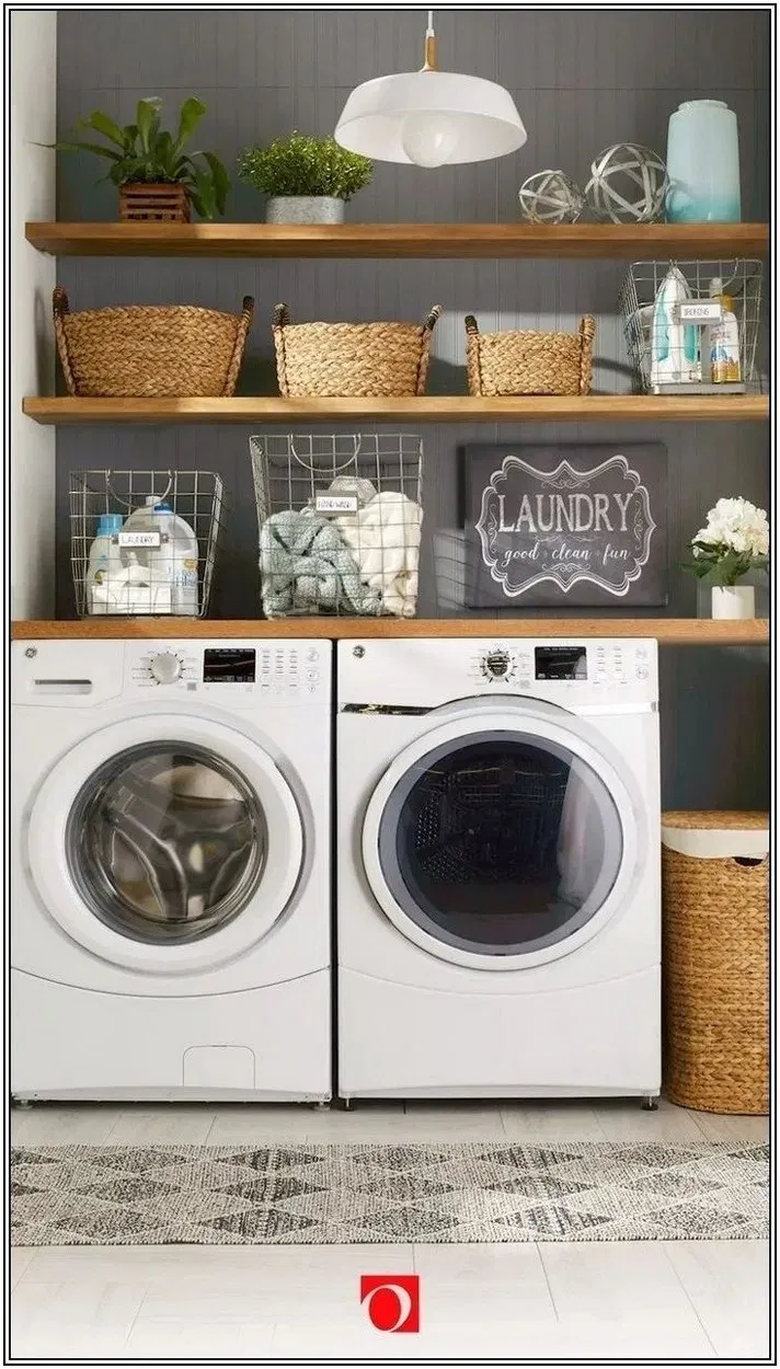 128 Gorgeous Mudroom Ideas For Laundry Room 137 In 2020