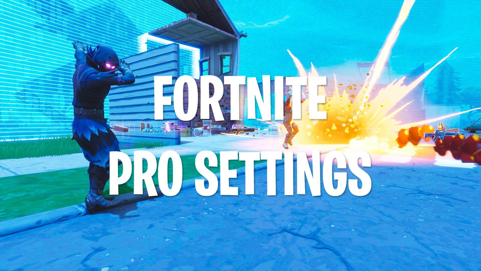 Best Fortnite Pro Settings: Sensitivity, Setup & Keybinds 2019 – Pro