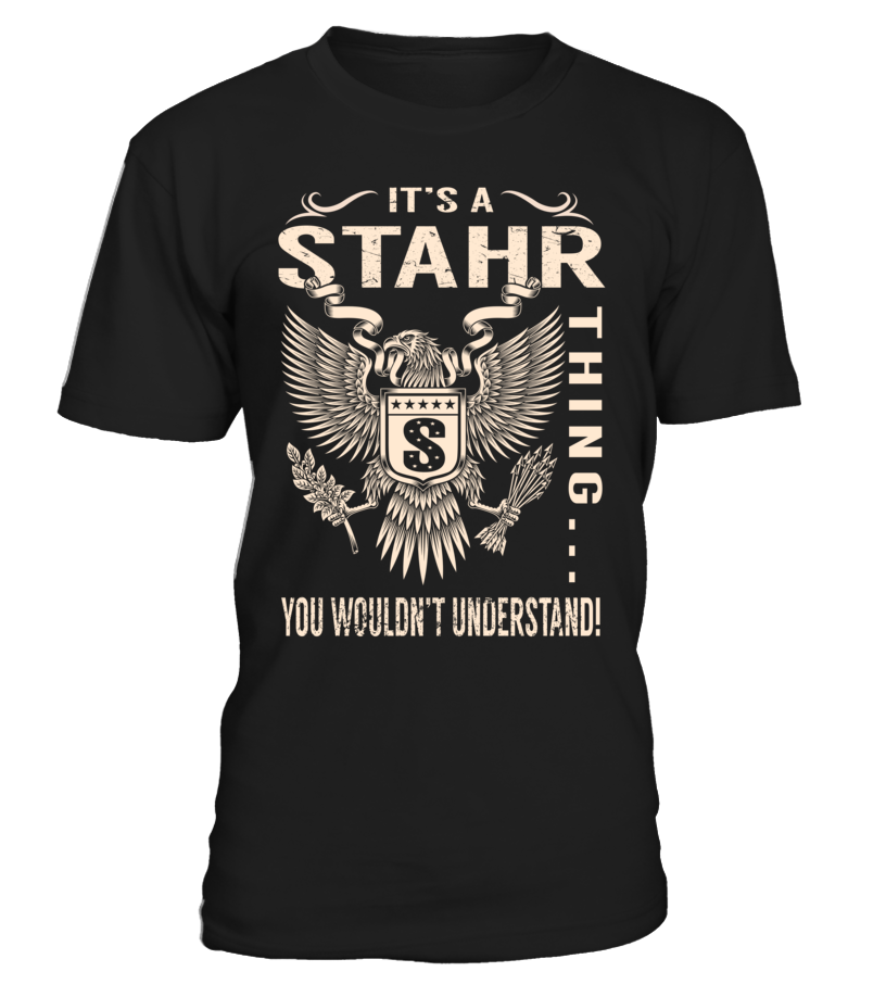 It's a STAHR Thing, You Wouldn't Understand