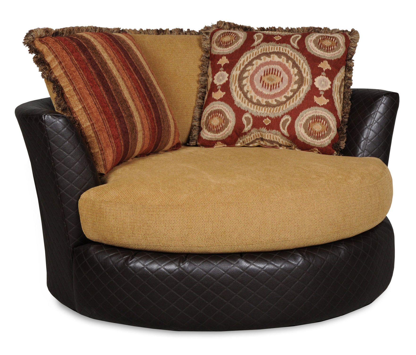 Loni Swivel Chair Chelsea Home Furniture