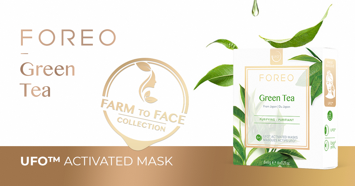 Photo of Flawless skin is only a green tea mask away