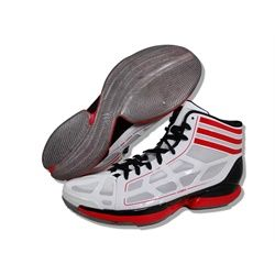 ADIDAS ADIZERO CRAZY LIGHT WHT/RED/BLK G49587-WHTRED � Basketball  ShoesAdidas ...