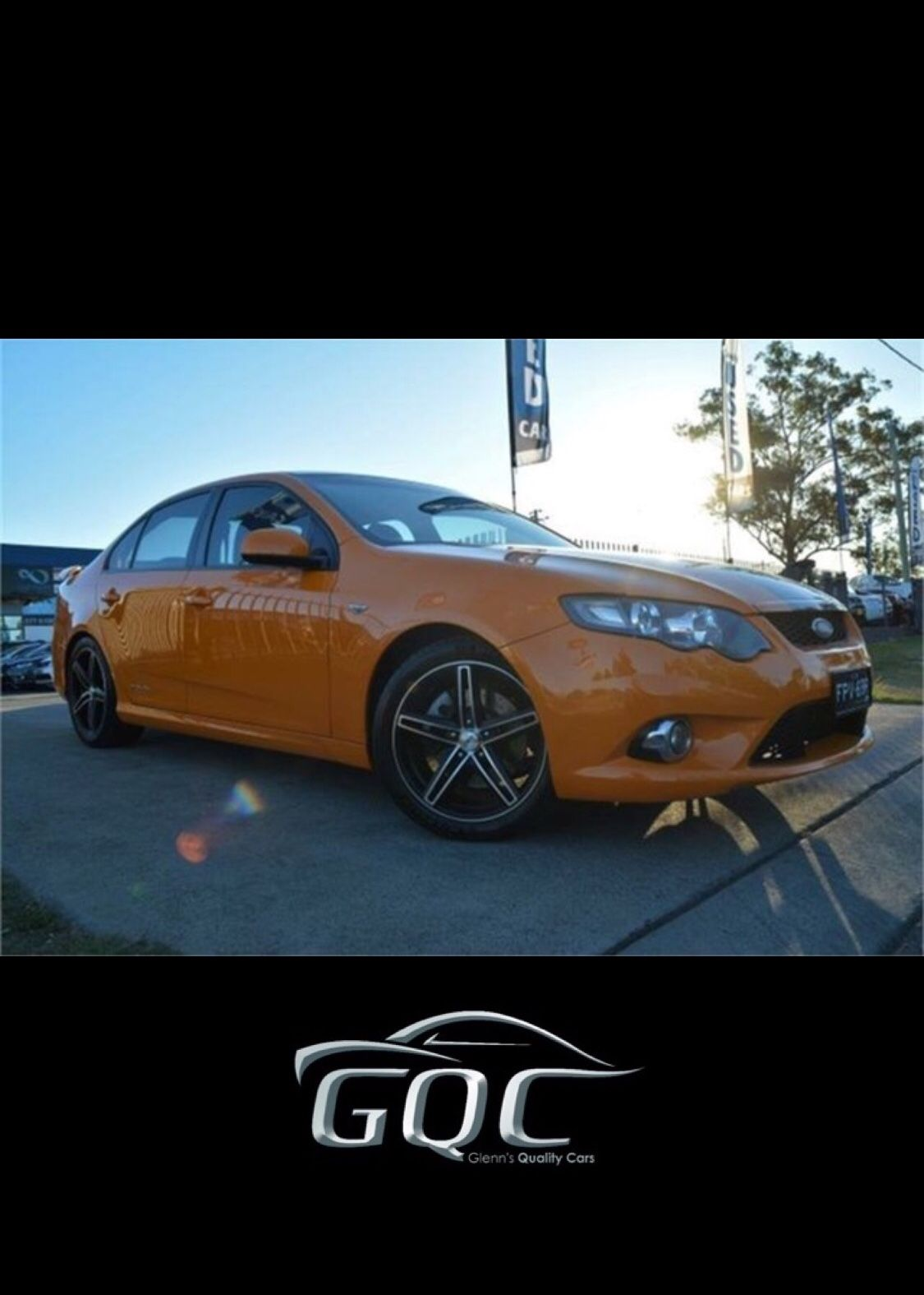 2008 Ford Falcon XR6 Turbo Sedan....16,999!! Cars for