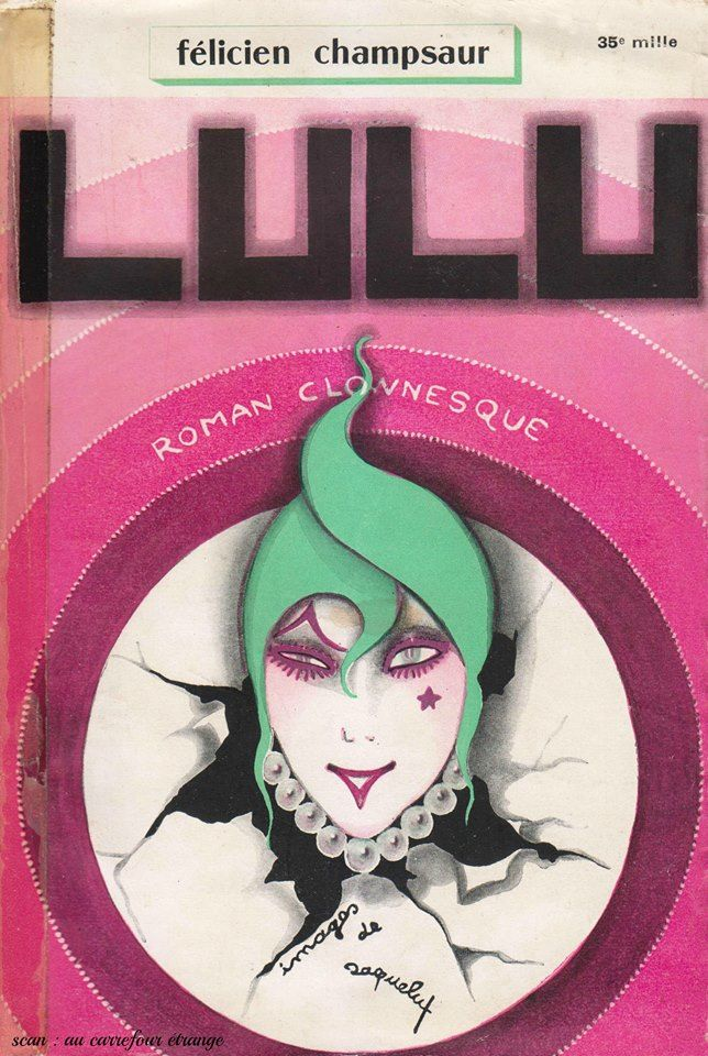 Lulu, cover by Jacquelux, 1929 (scan)