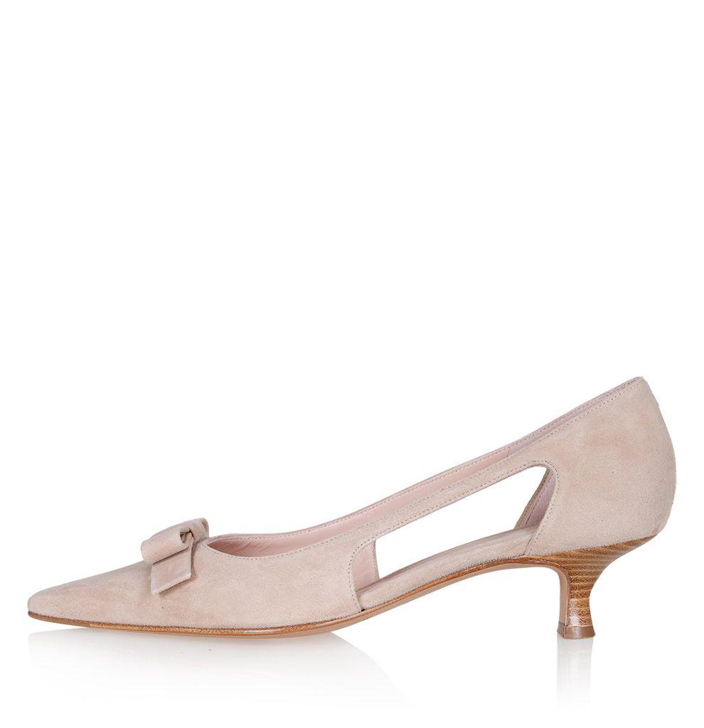 Elegante Kitten Heels Des Munchner Labels Unutzer Kitten Heel Shoes Shoe Boots Heels