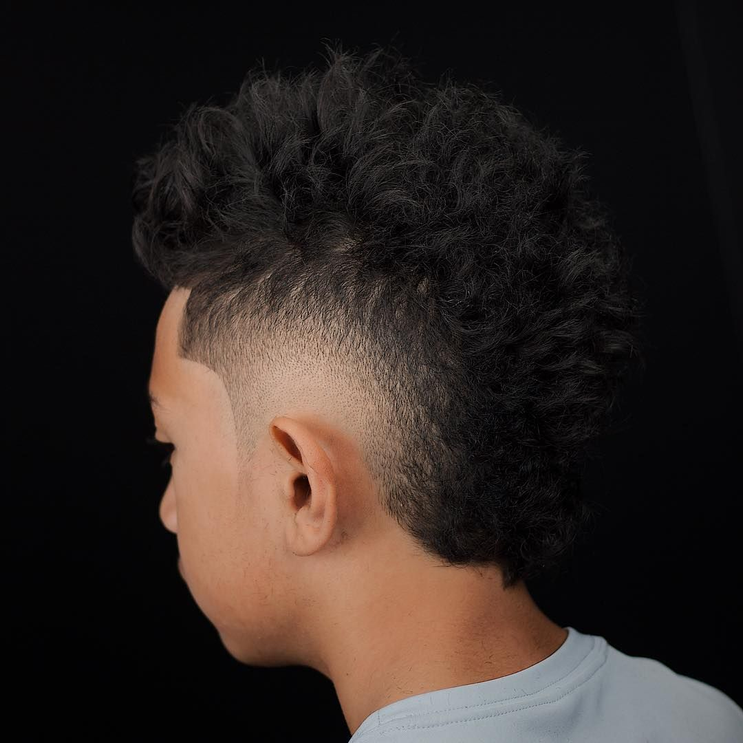 Fade haircuts for men in haircuts pinterest burst fade