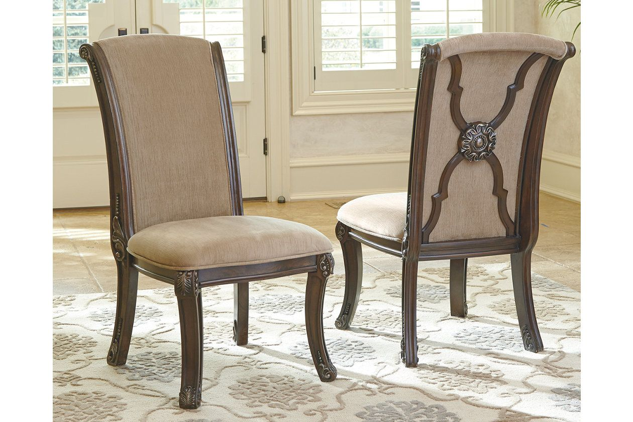 Valraven Dining Room Chair Ashley Furniture Homestore Man Cave