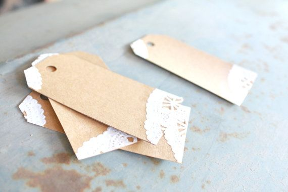 100 Rustic Brown Craft Paper Card Stock by BackwoodBeautiful