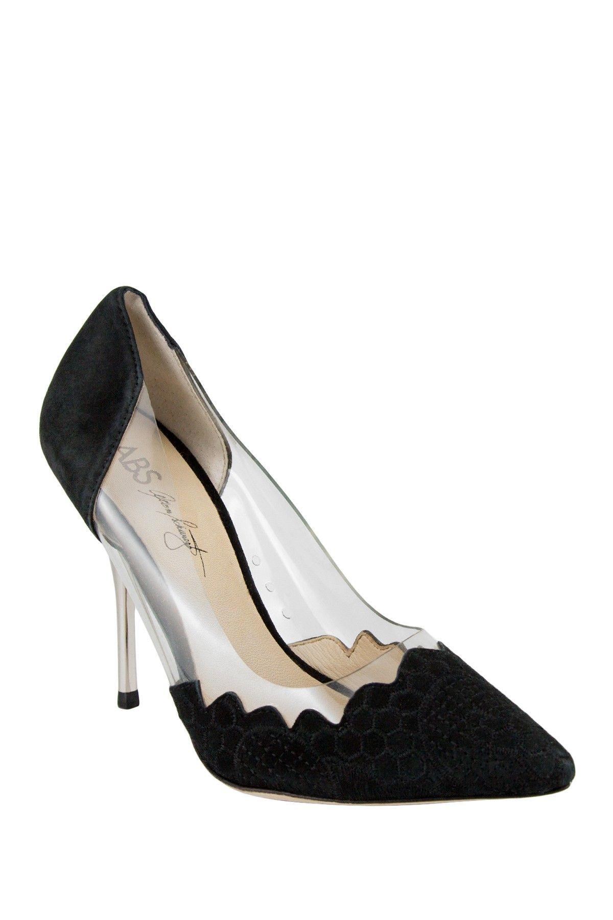 A B S By Allen Schwartz Tiger Lily Stiletto Fancy Shoes Shoes