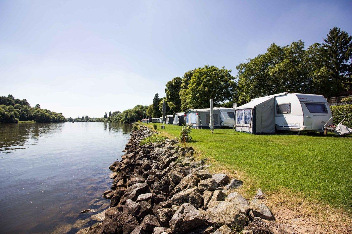 Campingplatz Frankfurt