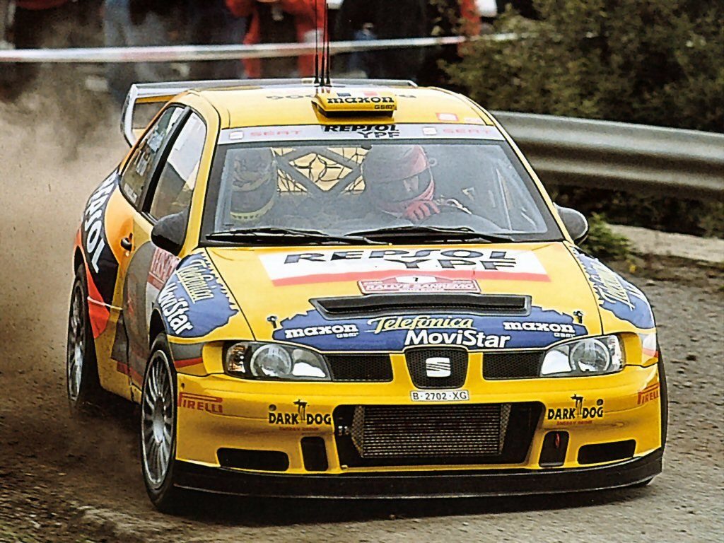 SEAT CORDOBA | SEAT | Pinterest | Cordoba, Rally and Rally car