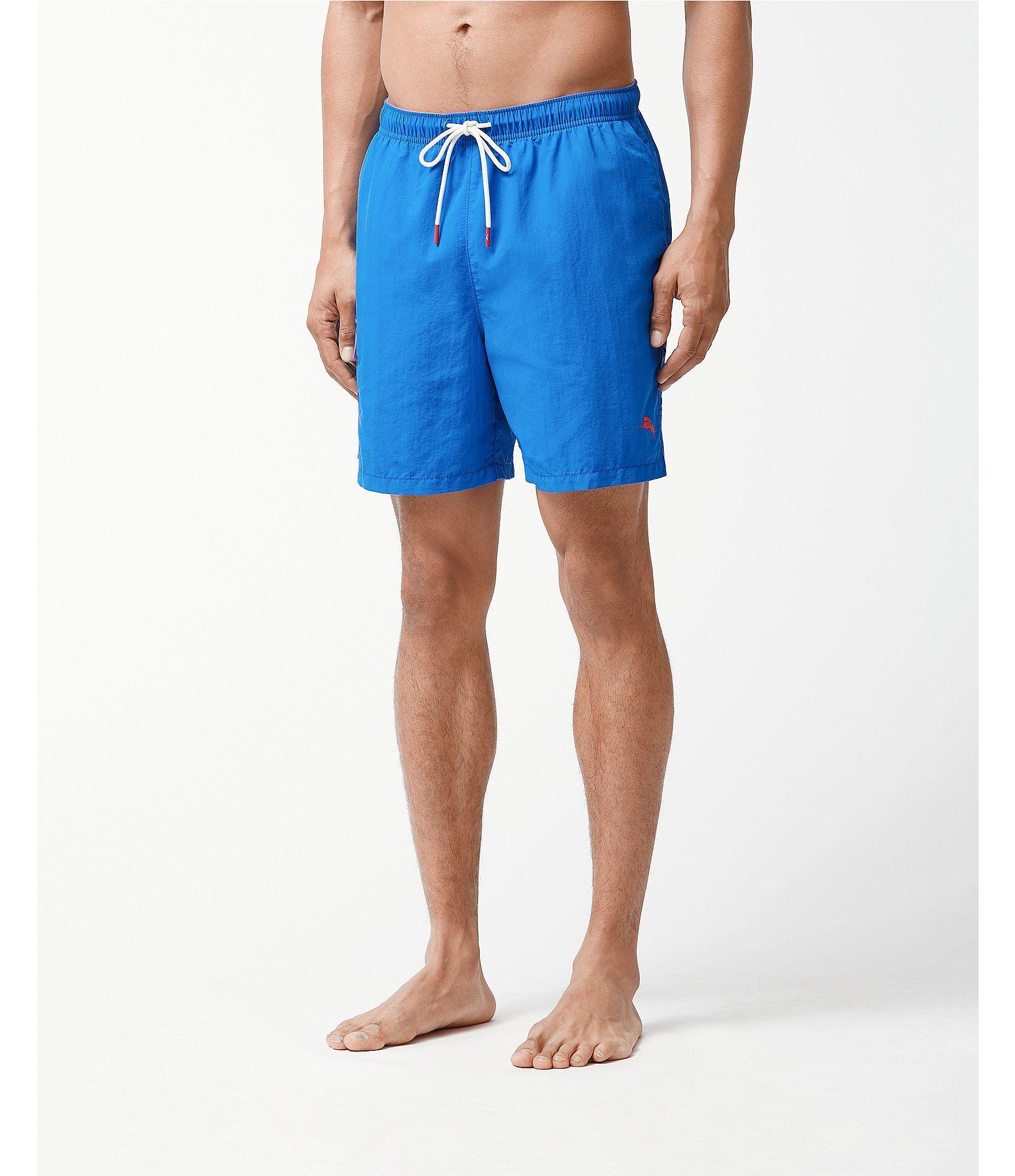Tommy Bahama Men/'s Naples Coast Solid Swim Trunks