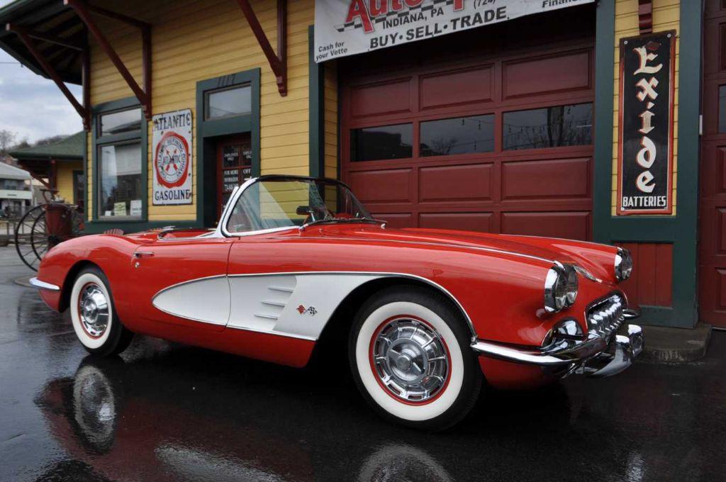 1960 Chevrolet Corvette | Chevrolet | Pinterest | Chevrolet ...