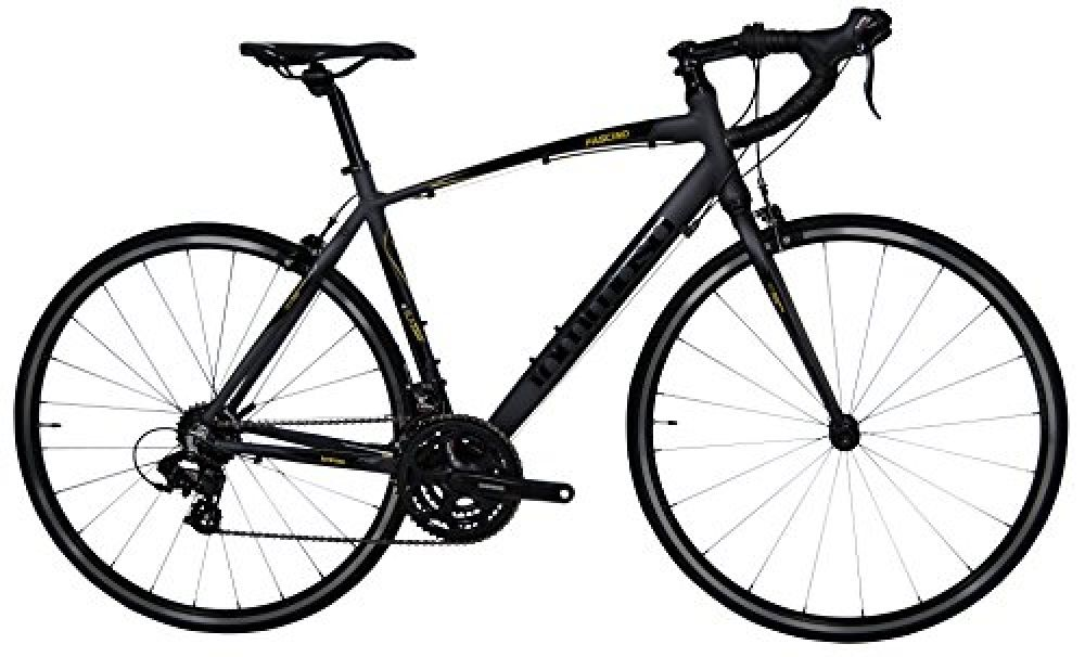 Tommaso Fascino Sport Performance Aluminum Road Bike Shimano Tourney 21 Speeds Black Yellow Extra Large In 2020 Best Road Bike Bike Bicycle