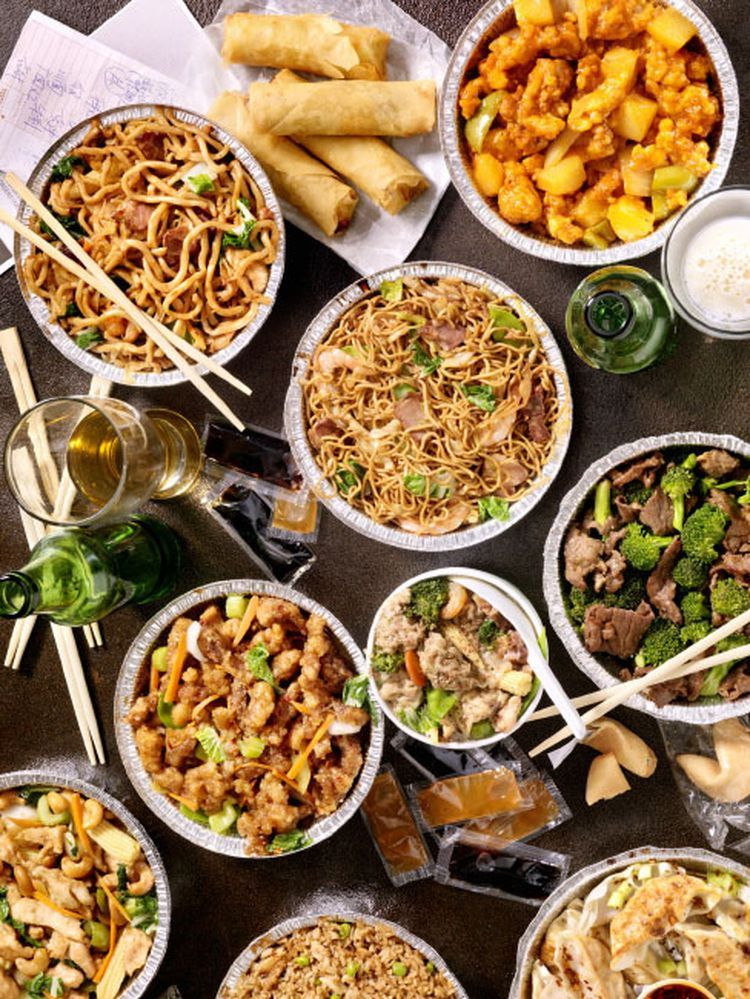 A guide for lowcarb eating in a chinese restaurant best