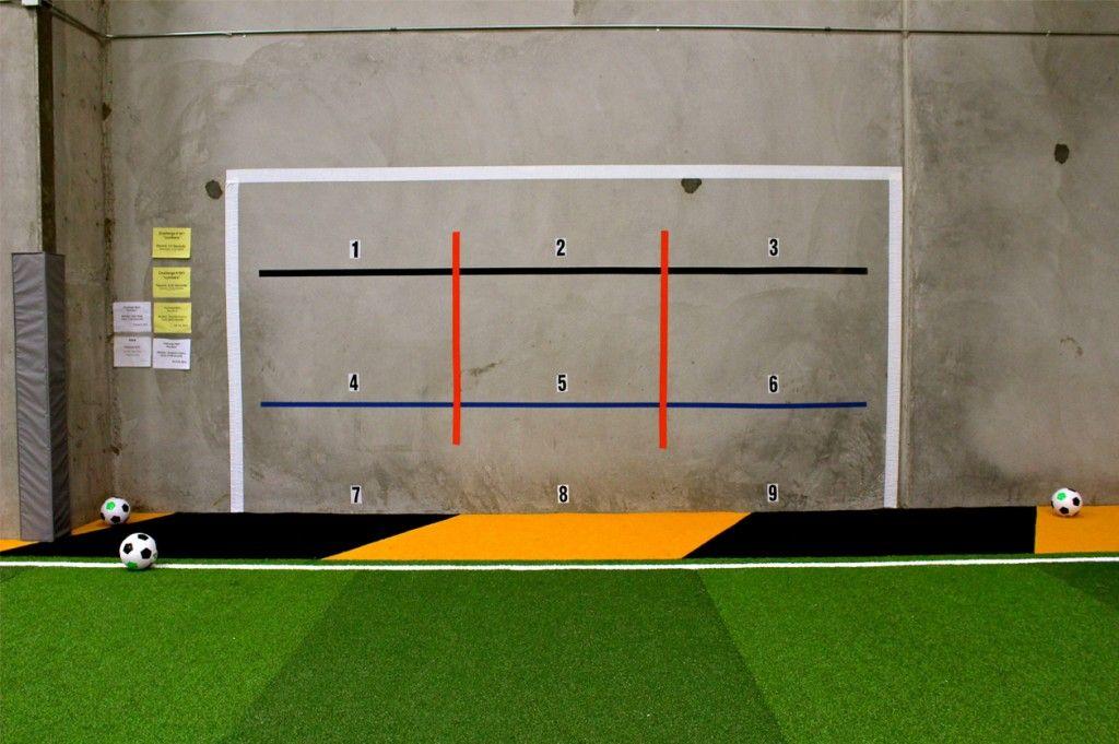 Facility feature the futbol factory soccernation
