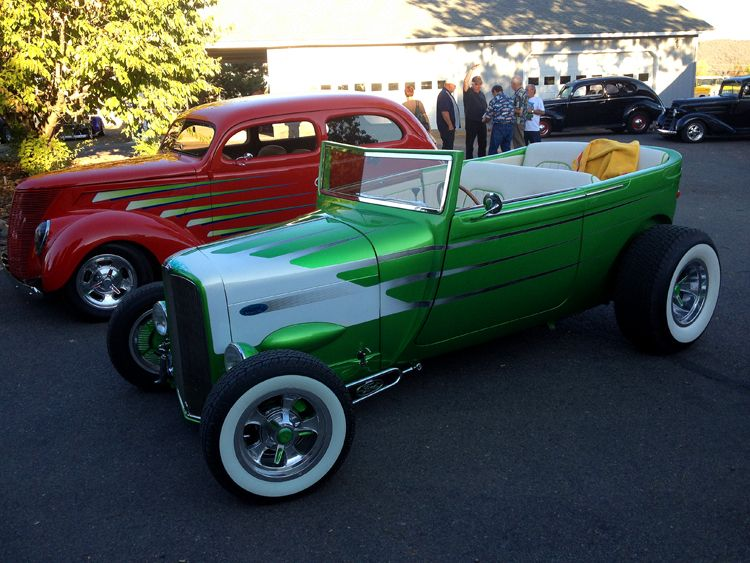 Rogue Valley Street Rods ...