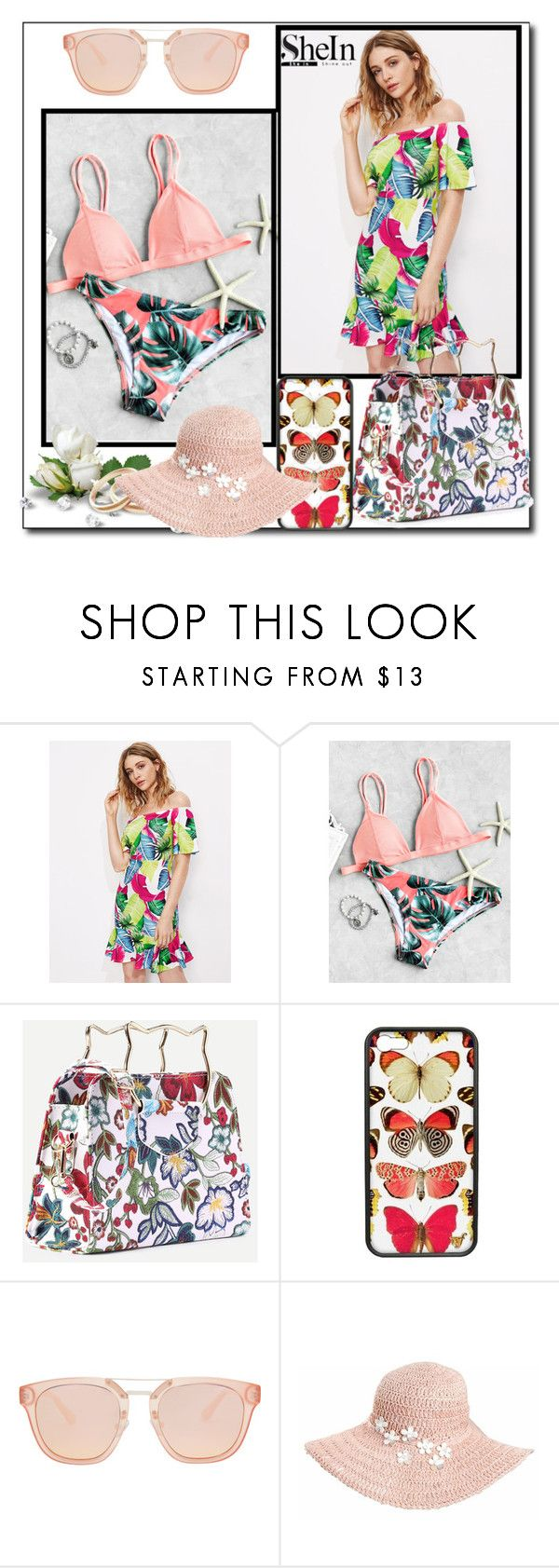 """""""Shein XXIV-4"""" by azra-90 ❤ liked on Polyvore featuring Dorfman Pacific"""