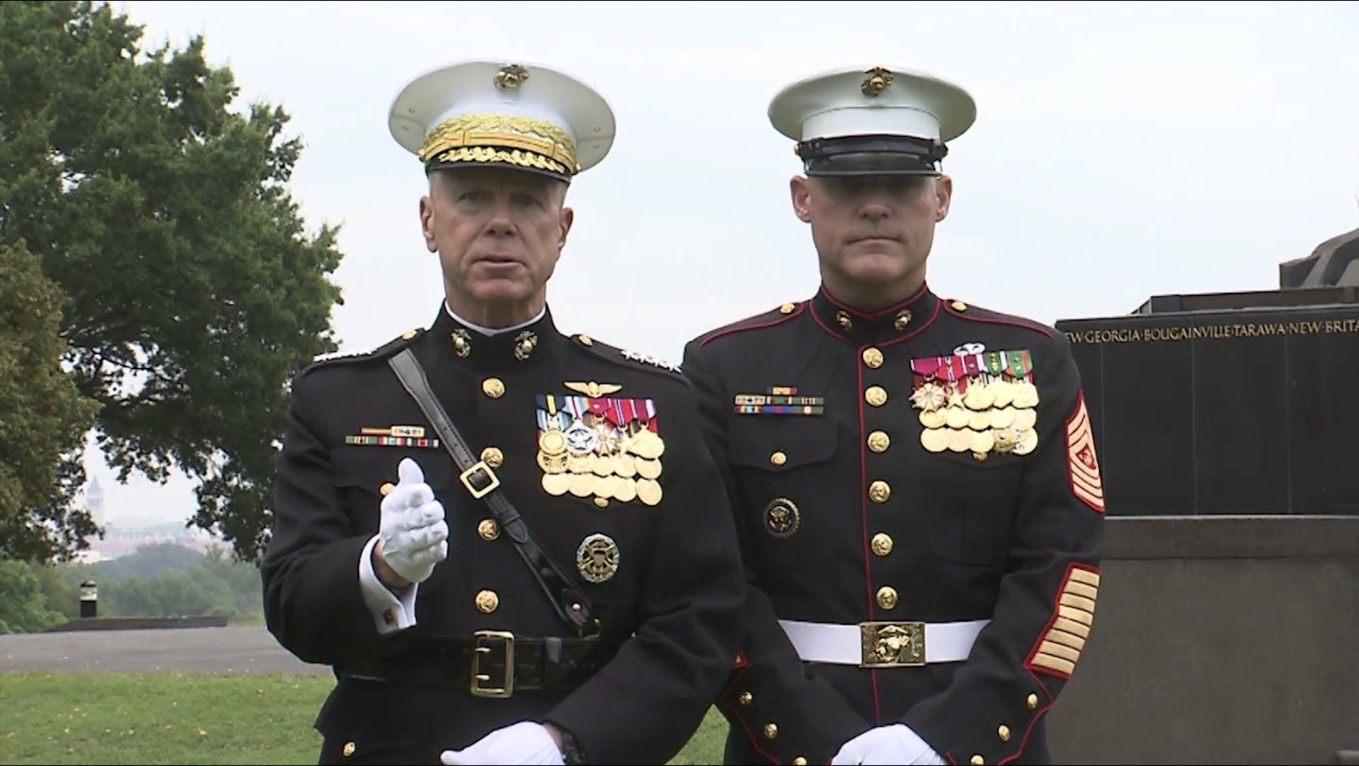 238th Marine Corps Birthday Message Enduring Fortitude