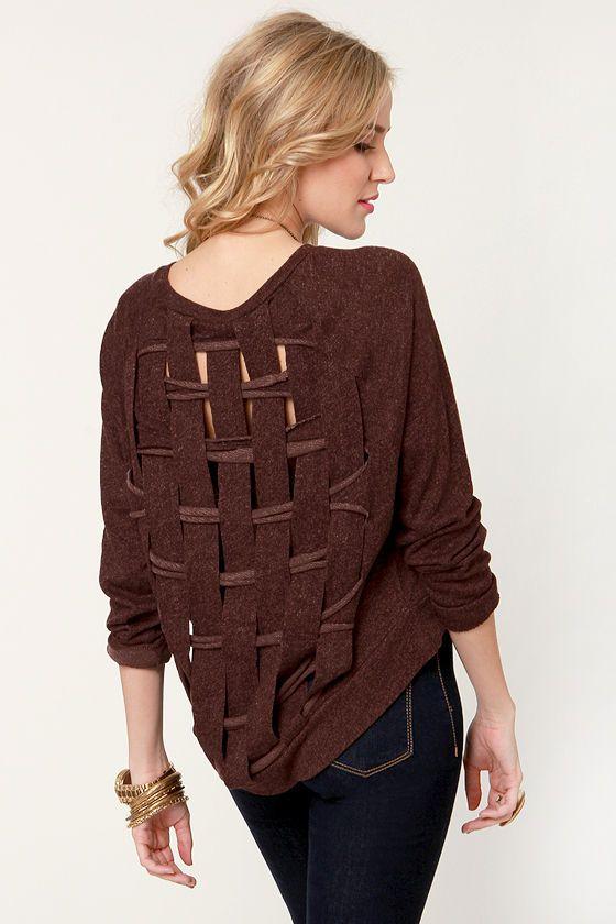 4efa972cfa Volcom Lefty Loosey Black Striped Sweater