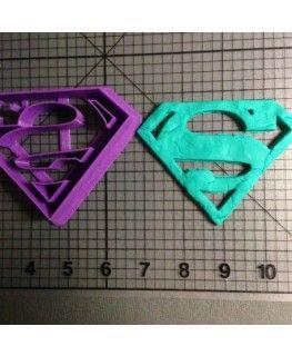 Superman Logo Cutter