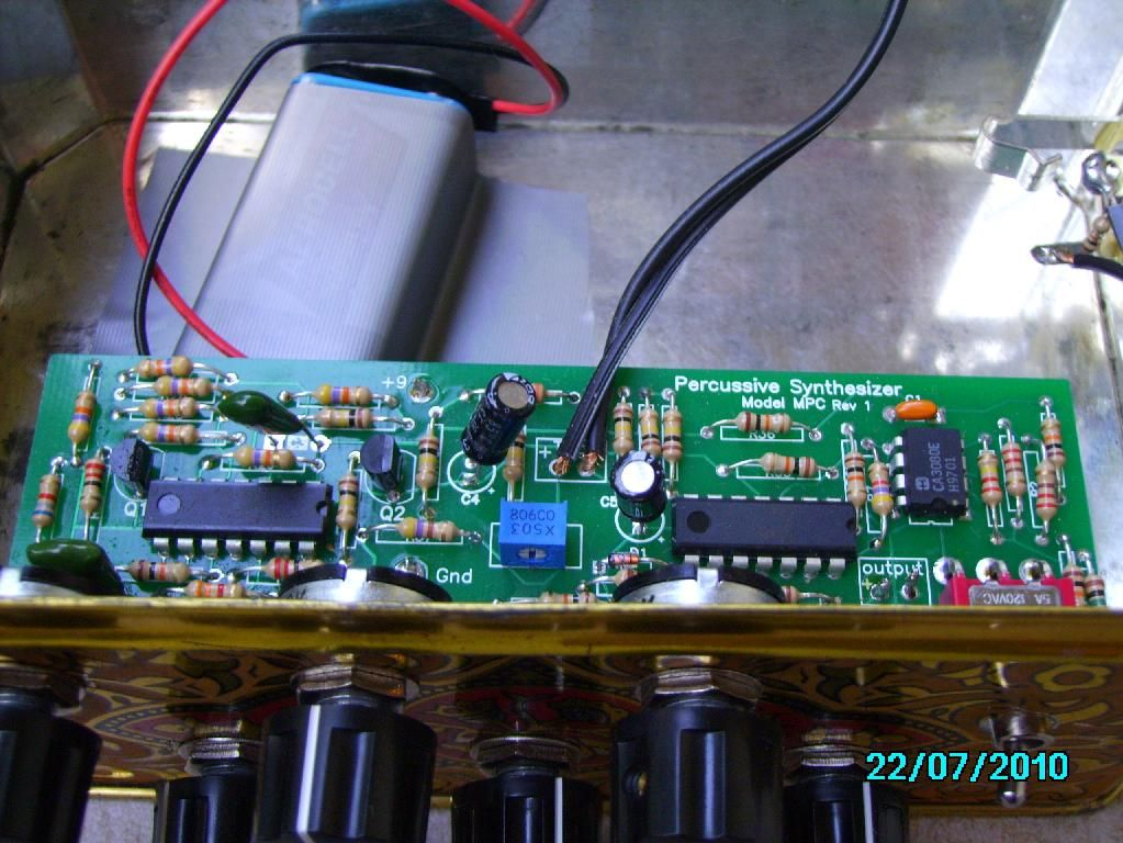 synare Sensor clone    helensson.com