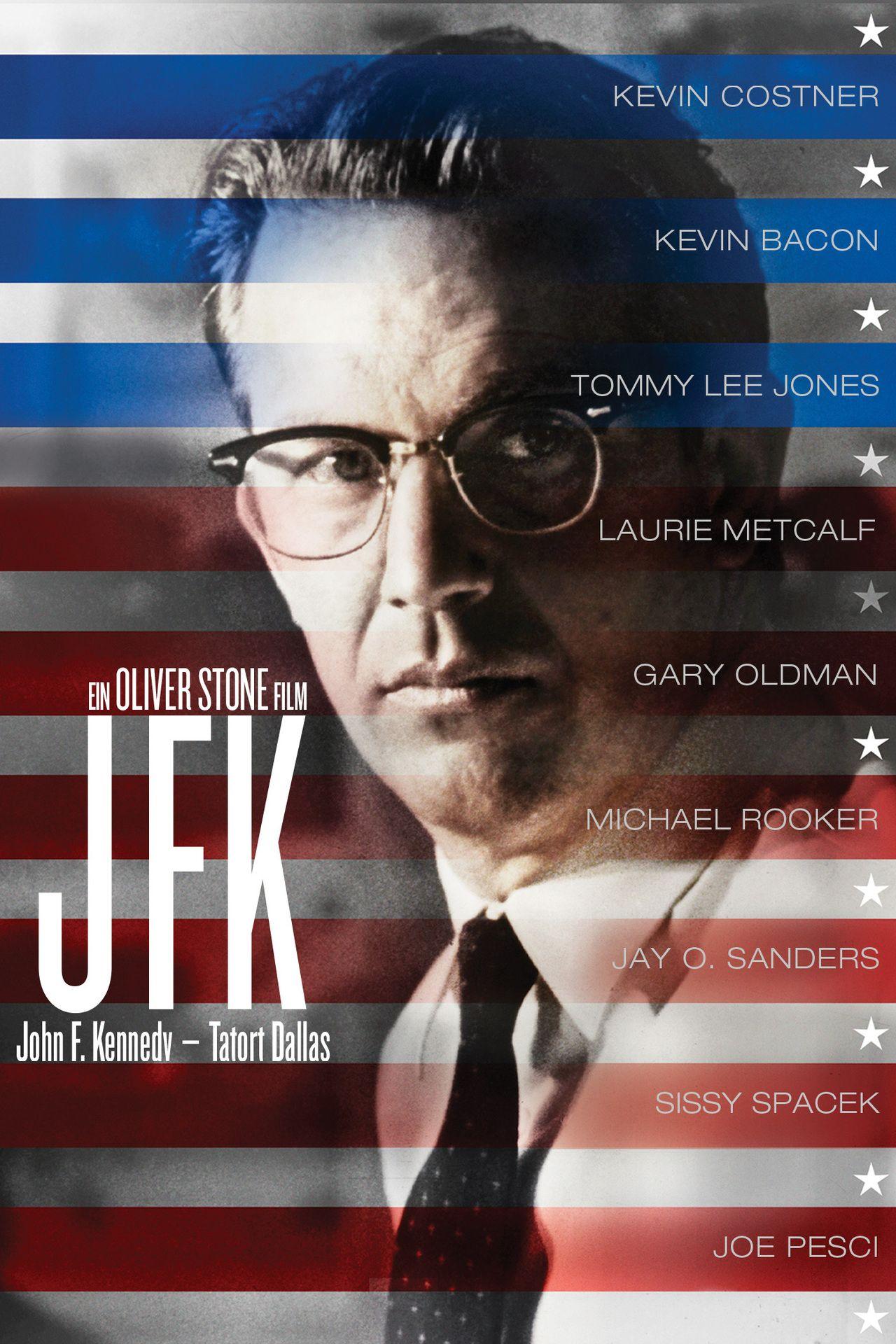 JFK - Tatort Dallas / JFK (1991)