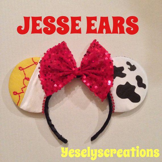 Jesse minnie ears