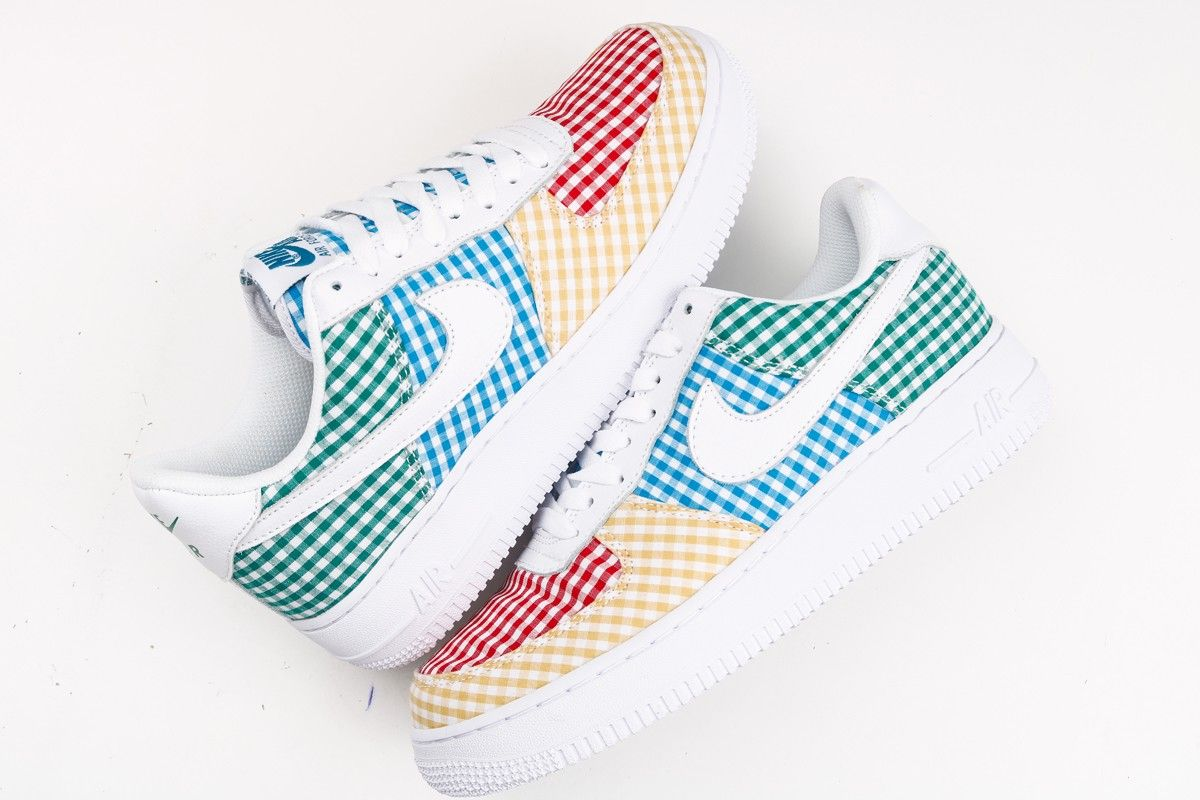 Nike Air Force 1 Low celeste