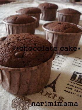 カップ ケーキ レシピ