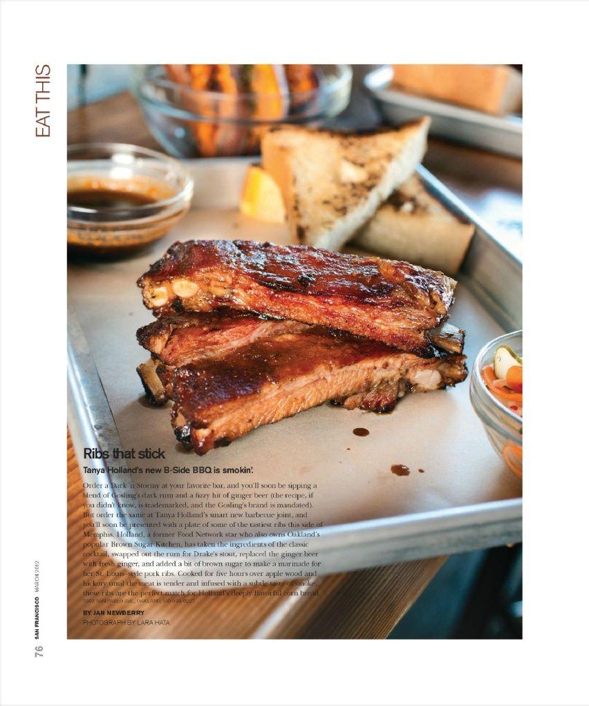 BSide BBQ, oakland sf love Pinterest Bbq, San