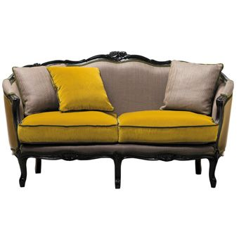 Mis En Demeur Reproduction Furniture Sofa French Sofa
