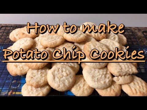 How to make Potato Chip Cookies
