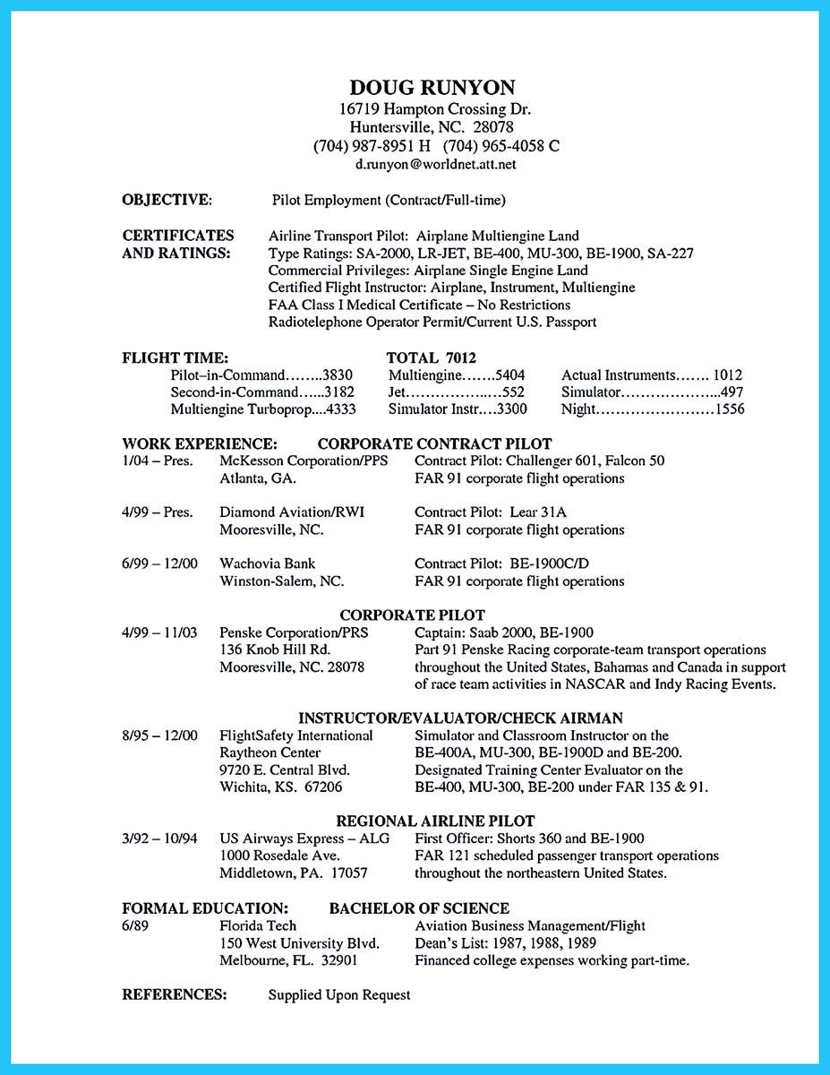 Nice Learning To Write A Great Aviation Resume Check More At Http Snefci Org Learning Write Great Aviation Resume