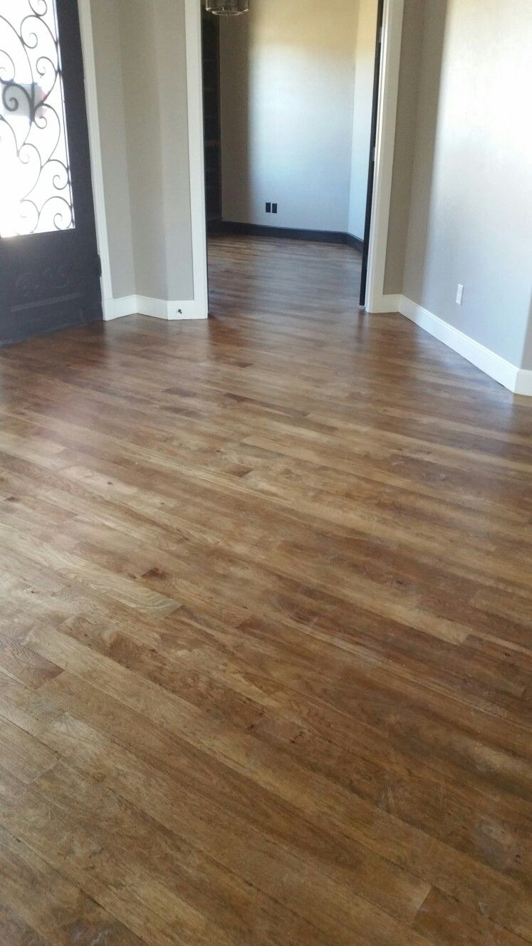 Installed by oue hardwood floors and tile call