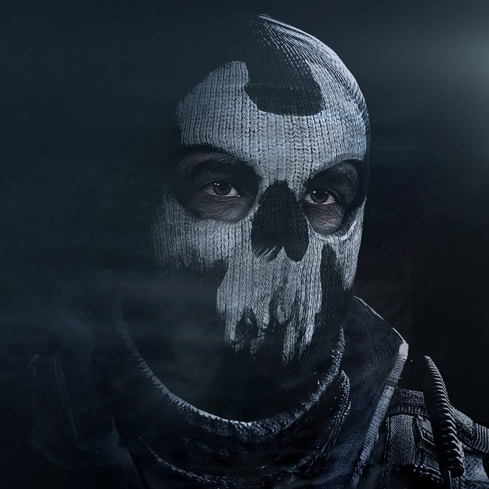 cod ghost mask - Google Search | My Style | Pinterest ...