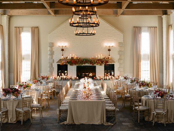 Elegant Fall Wedding Colors Ii Once Wed Fall Wedding Colors Wedding Reception Rooms Wedding Reception Layout