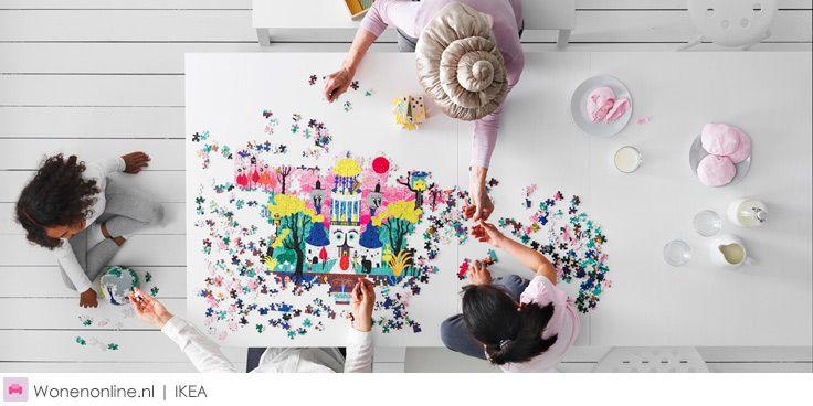 IKEA LATTJO speelgoedcollectie |  De LATTJO collectie haalt het kind in iedereen naar boven en inspireert ouders om meer met hun kinderen te spelen. De LATTJO collectie is vanaf 1 november verkrijgbaar bij IKEA.