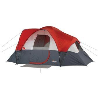 Mountain Trails 10x14 8 Person Tent Red See This Great Product This Is An Amazon Affiliate Link A Family Tent Camping 8 Person Tent Best Tents For Camping