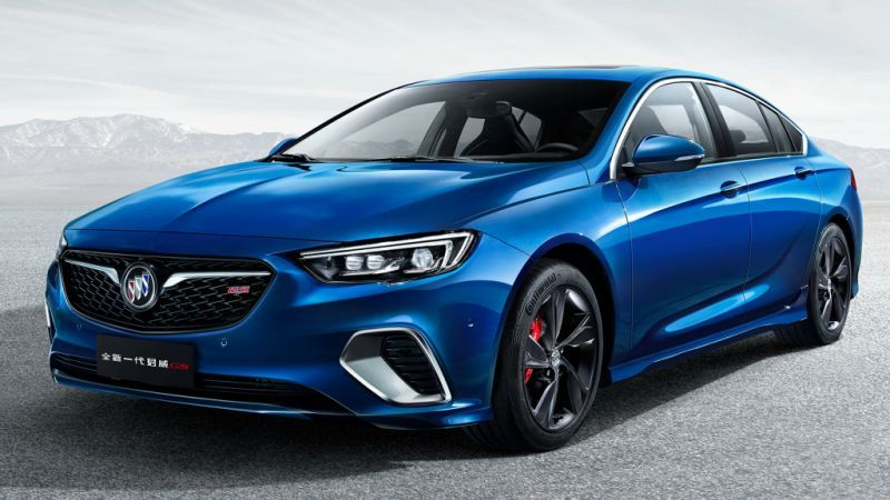 Of Course The New Buick Regal Gs Will Be Hot Buick Regal Gs Buick Regal Buick