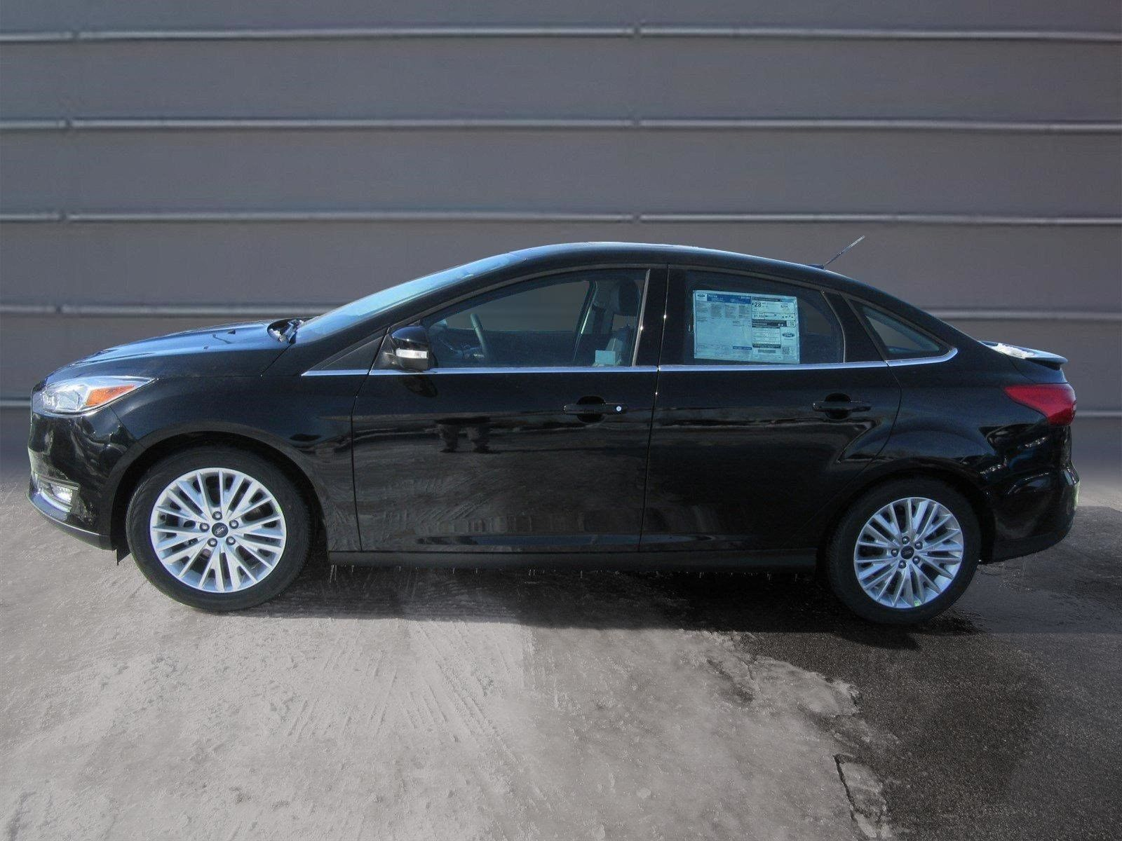 Ford Dealership Near Me >> New 2018 Ford Focus Titanium Baxter Ford