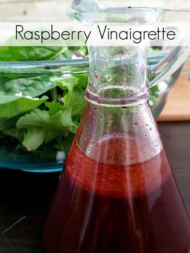 Raspberry Walnut Feta Salad With Dressing Recipe My Craftily Ever After In 2020 Walnut Feta Salad Raspberry Walnut Vinaigrette Recipe Feta Salad